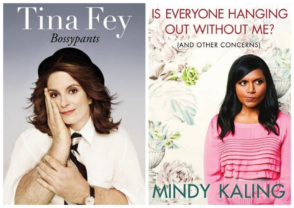 Tina Fey Mindy Kaling books