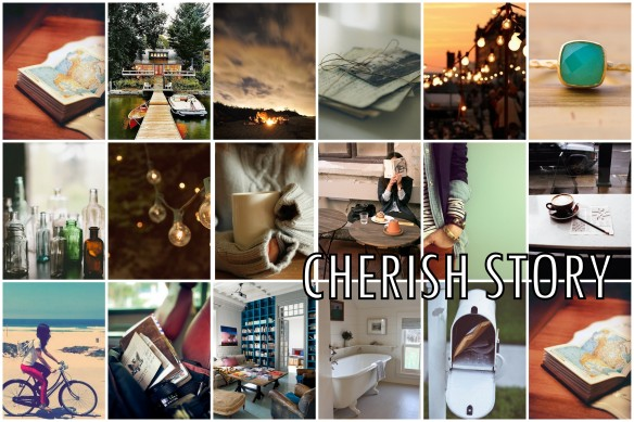 Cherish Story Style Statement